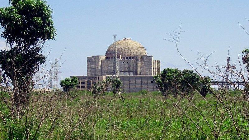Ciudad Nuclear, capitale  à l'abandon de l'atomique cubain