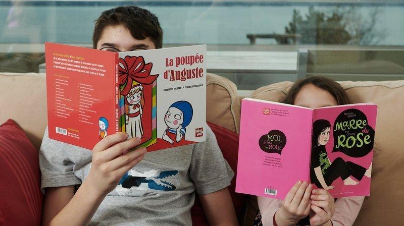 Jouets, lectures, enseignement: les Neuchâtelois à l'école de l'égalité