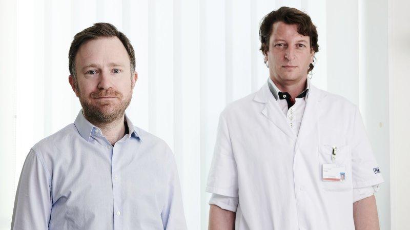 Olivier Plachta et Jacques Donzé (RHNE): «Nous avons multiplié par cinq nos capacités»