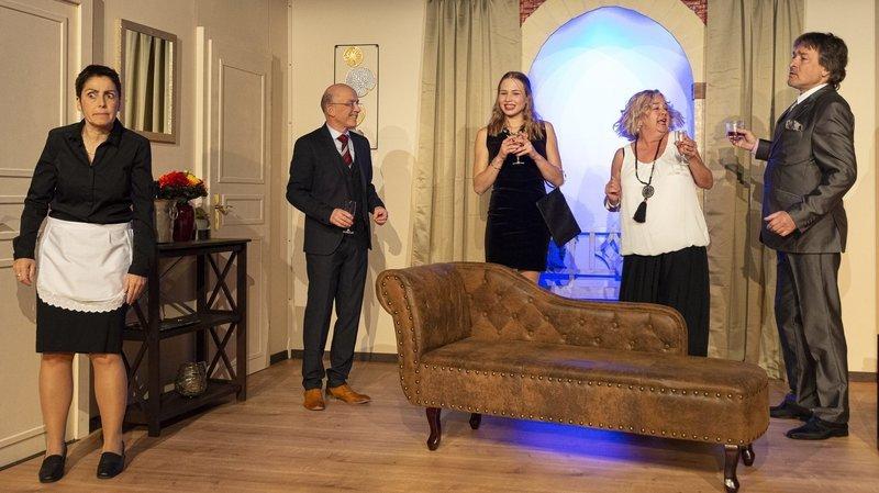 La Chaux-de-Fonds: moralité mise à mal au Zap théâtre
