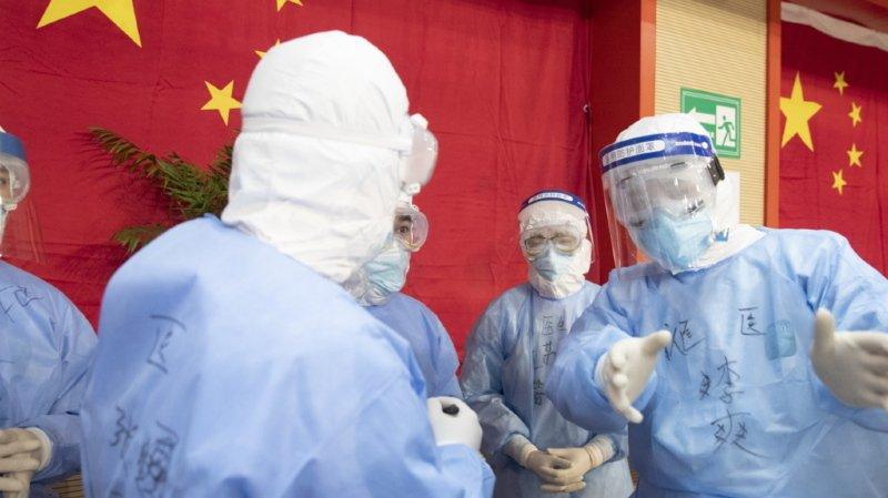 Coronavirus: le bilan en Chine approche les 1'900 morts