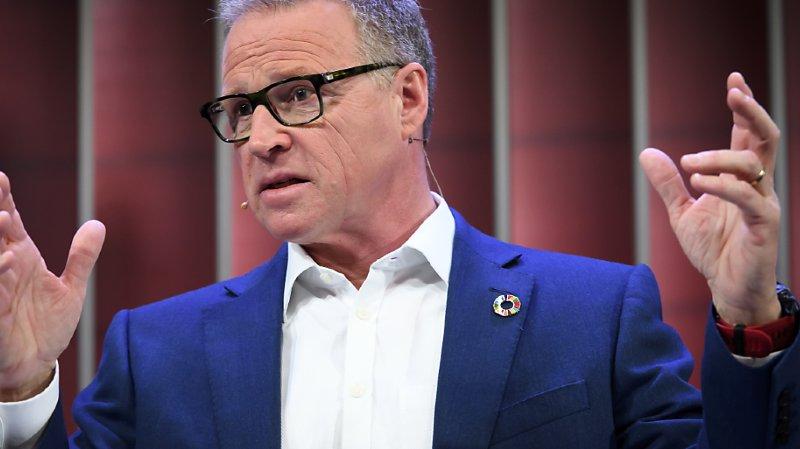 Transports: en pleine crise du coronavirus, le patron des CFF Andreas Meyer tire sa révérence
