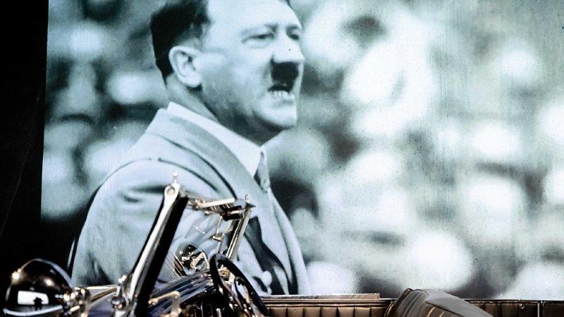 Expo: les ambitions lyriques d'Hitler exposées pour la première fois