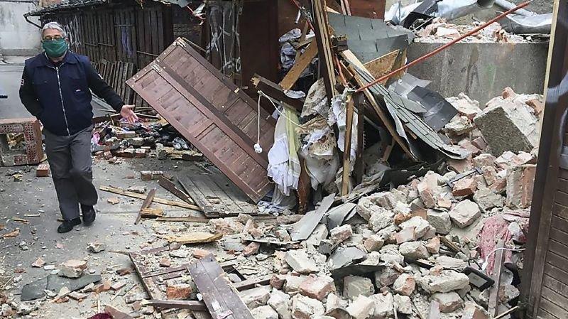 Croatie: un séisme de magnitude 5,3 frappe Zagreb, un blessé grave
