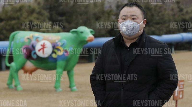 Coronavirus: en Chine, le nombre de personnes contaminées est à la baisse