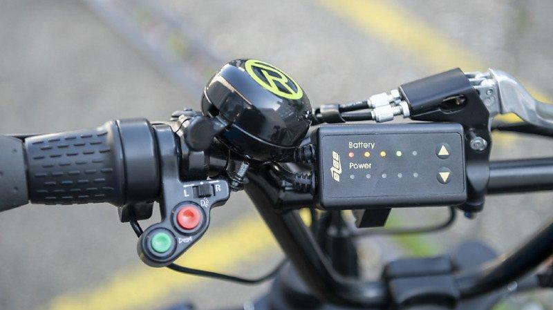 Les enfants de 12 ans pourront rouler sur des vélos dotés d'une assistance permettant d'atteindre 25 km/h.