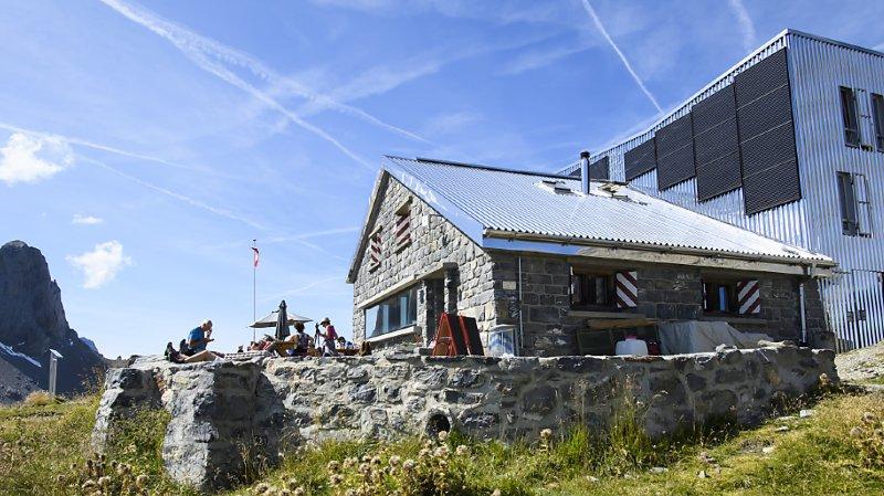 Montagne: record de fréquentation pour les cabanes du Club alpin suisse en 2019