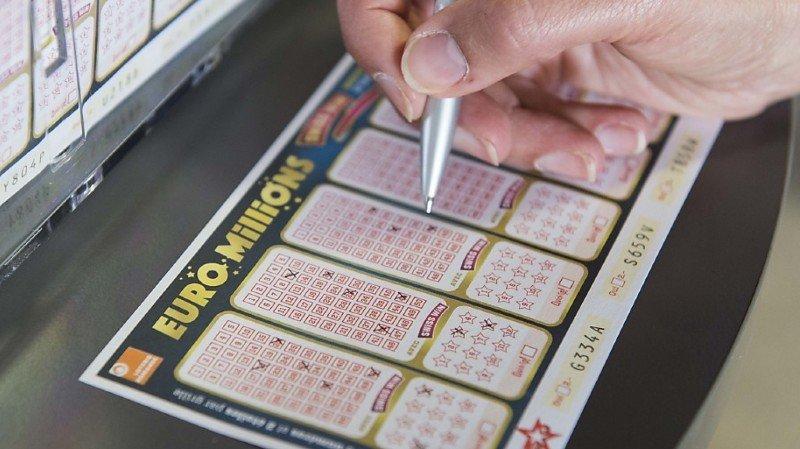 Loterie: le jackpot de l'Euro Millions résiste