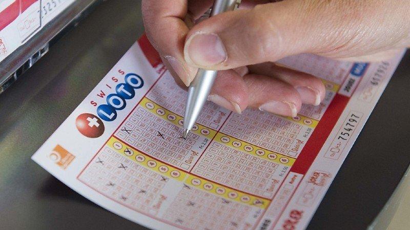 Loterie: un nouveau millionnaire au Swiss Loto