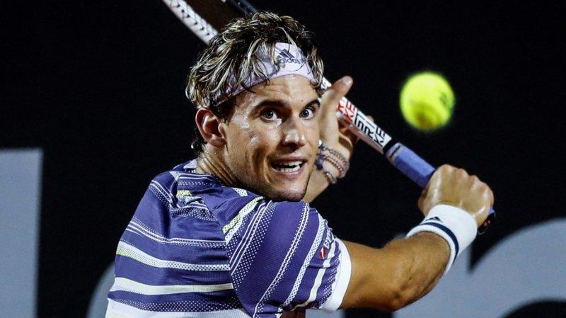 Tennis: Dominic Thiem éjecte Roger Federer du top 3 mondial