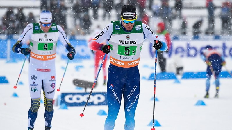 Ski nordique – 50 km classique: Dario Cologna 6e à Holmenkollen, en Norvège