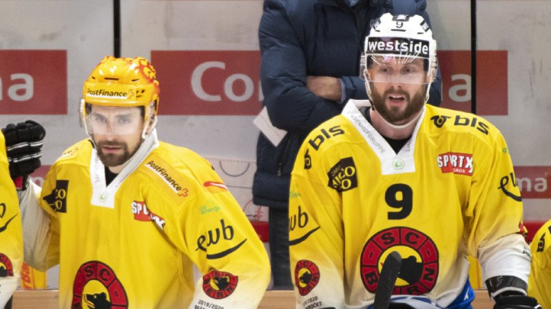Hockey - National League: Berne ne disputera pas les playoffs