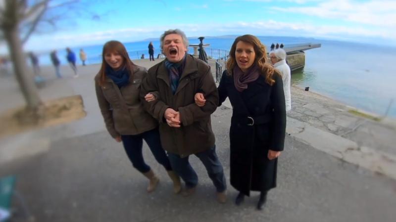 A Neuchâtel, La Décharge reprend Brel pour rire du coronavirus
