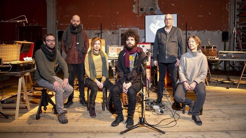 La Chaux-de-Fonds: Louis Jucker offre au NEC un orchestre de valises pour ses 25 ans