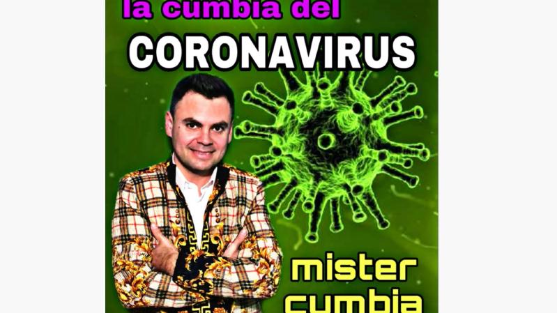 Les chansons sur le coronavirus pleuvent sur la toile.