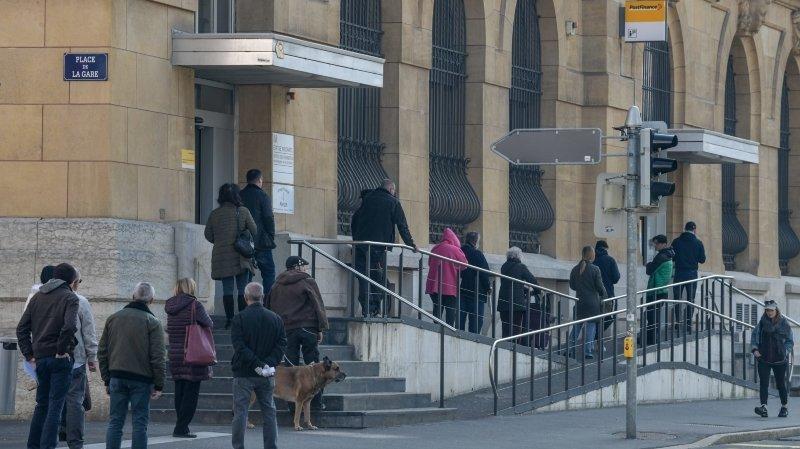 Les bureaux de poste réduisent leurs horaires aussi dans le canton de Neuchâtel