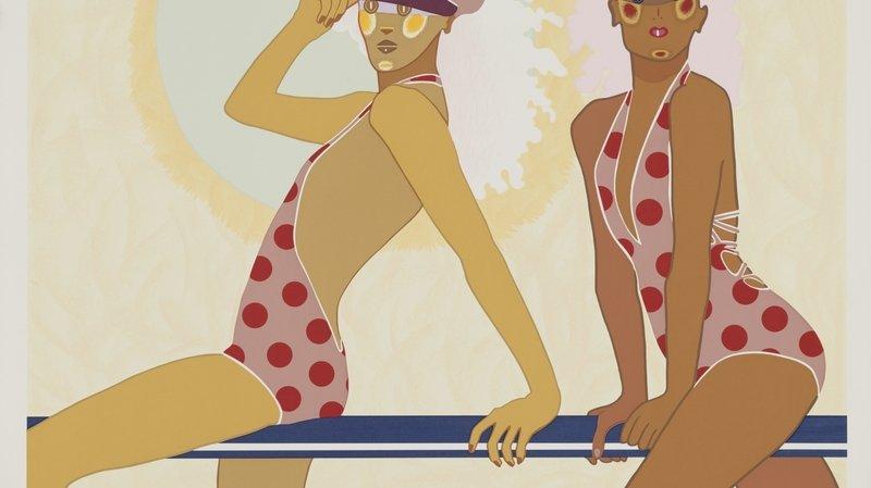 Avec Kiki Kogelnik, le pop art new-yorkais déferle sur La Chaux-de-Fonds