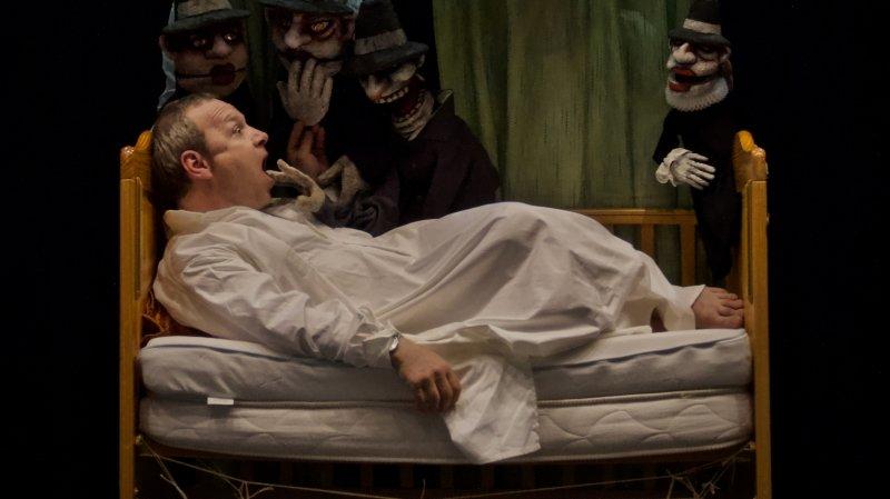 Neuchâtel: «Le malade imaginaire» vient se faire soigner au théâtre du Pommier