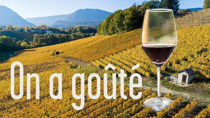 Pinot noir, Cuvée Saint-Louis 2018, Domaine Grisoni, Cressier