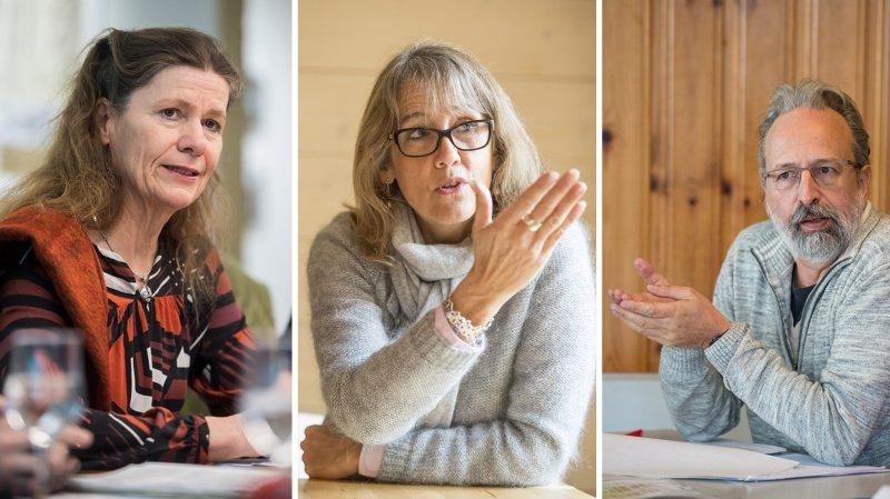 Neuchâtel: les Verts ont désigné leurs trois candidats pour le Conseil communal