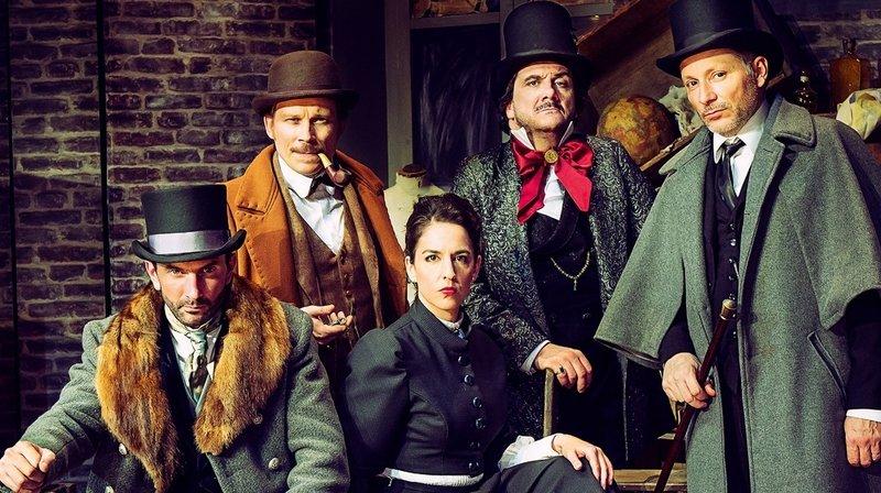 Neuchâtel: «Le Cercle de Whitechapel» revisite la traque de Jack l'Éventreur au théâtre du Passage