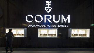 Licenciements chez Corum à La Chaux-de-Fonds