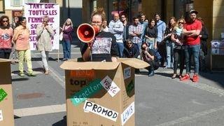 En 2000, la Marche mondiale des femmes est lancée