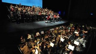 Le chœur Lyrica de Neuchâtel fait une infidélité à l'opéra et se tourne vers le sacré
