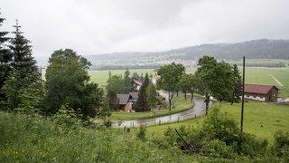 Un cycliste blessé aux Petits-Ponts