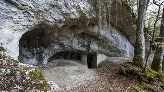 Gorges de l'Areuse: un film pour faire connaître la grotte de Cotencher