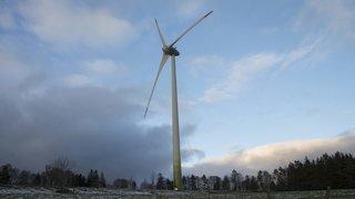 Les Verts du Val-de-Ruz réaffirment leur soutien au parc éolien des Quatre Bornes
