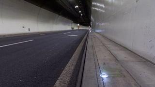 Tunnels routiers: pourquoi des noms de communes sur les murs?