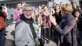 Canton du Jura: assermentation en catimini de la ministre Rosalie Beuret Siess