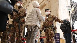 Coronavirus: des Italiens racontent leur isolement