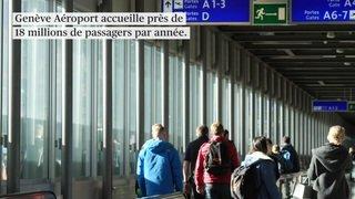 Genève Aéroport célèbre ses 100 ans