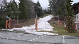 Coronavirus: les stations de ski sont à l'arrêt