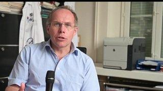 Coronavirus: visite au CHUV d'un labo qui teste les échantillons