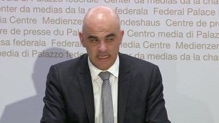 Coronavirus: Alain Berset explique l'utilisation des données mobiles par l'OFSP