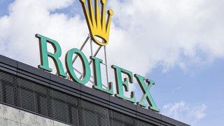 Rolex ferme ses sites de production