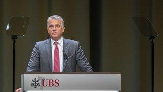 Banques: Sergio Ermotti quitte UBS, il sera remplacé par Ralph Hamers