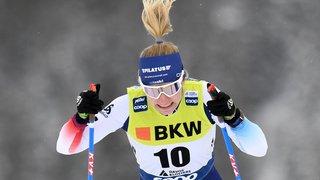 Ski nordique: nouveau podium pour Fähndrich, à 0''24 d'une première victoire