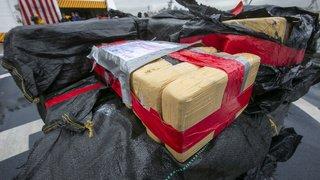 Drogue: 4,8 tonnes de cannabis saisies près de Paris