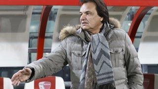 Football: Constantin résilie avec effet immédiat le contrat de neuf joueurs