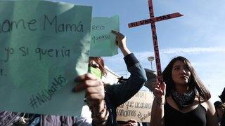 Mexique: Indignation après l'assassinat d'une fillette de 7 ans