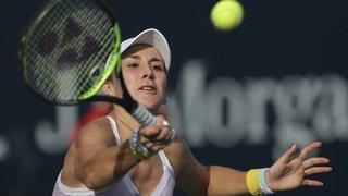 Tennis – Tournoi de Doha: Belinda Bencic éliminée en quart de finale