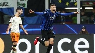 Football – Ligue des champions: l'Atalanta de Freuler écrase Valence, Leipzig bat Tottenham