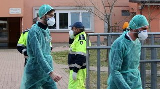 Coronavirus: quatrième mort dans le nord de l'Italie