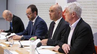 Coronavirus: le bilan monte à six morts en Italie, mesures renforcées en Suisse