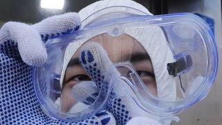 Coronavirus: premier cas décelé en Valais