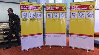 L'OFSP lance sa campagne contre lecoronavirus: trois gestes simples à adopter